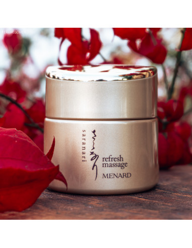 MENARD SARANARI REFRESH MASSAGE